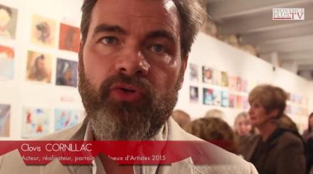 clovis cornillac voeux artistes 2015 marseille