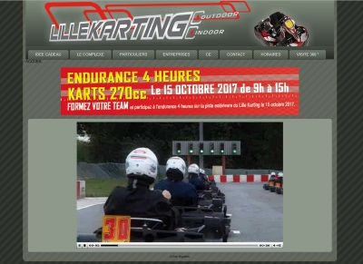 karting indoor lille eric bourdon