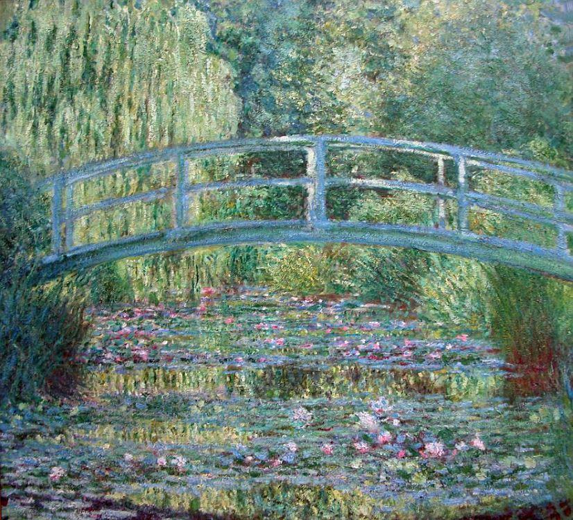 Les Nymphéas de Claude Monet   Eric Bourdon