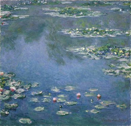 claude monet nympheas 1906 eric bourdon 440
