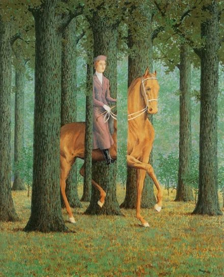 le blanc seing rene magritte 440 eric bourdon