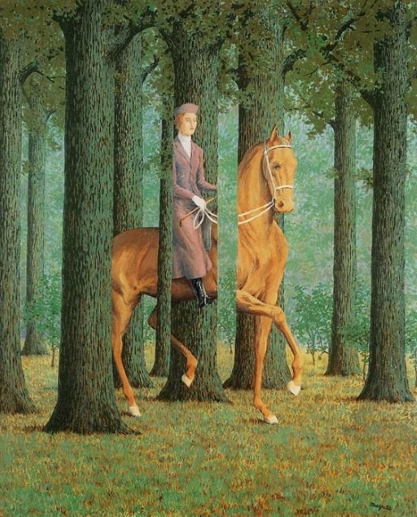 Le Peintre Surrealiste Rene Magritte Eric Bourdon
