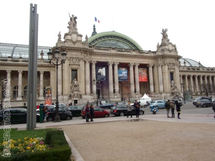 art capital grand palais paris eric bourdon