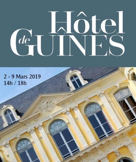arras exposition galerie hotel guines eric bourdon