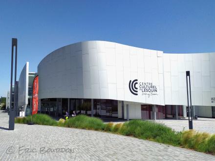 exposition de peinture eric bourdon centre culturel lesquin