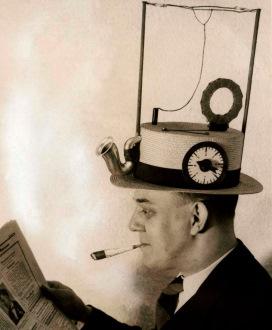 chapeau radio
