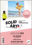 Catalogue exposition Solid'Art 2018 Eric Bourdon