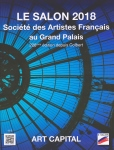 Catalogue Salon 2018 Artistes Français avec Eric Bourdon